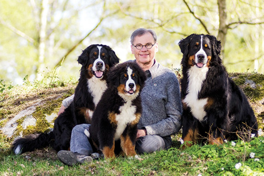 Interview with Mr. Björn Magnusson • Kronblommas kennel